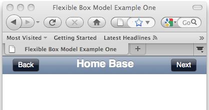 h1 { font: bold 21px/21px Helvetica, Arial, Sans-serif; text-shadow: 0px -1px 0px rgba(0, 0, 0, 0.5); color: #fff; margin: 0px; -moz-box-flex: 1; text-align: center; }